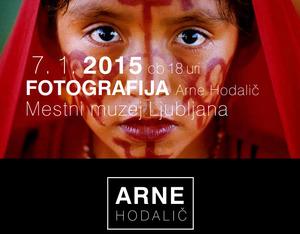 Arne Hodalič - Fotografija