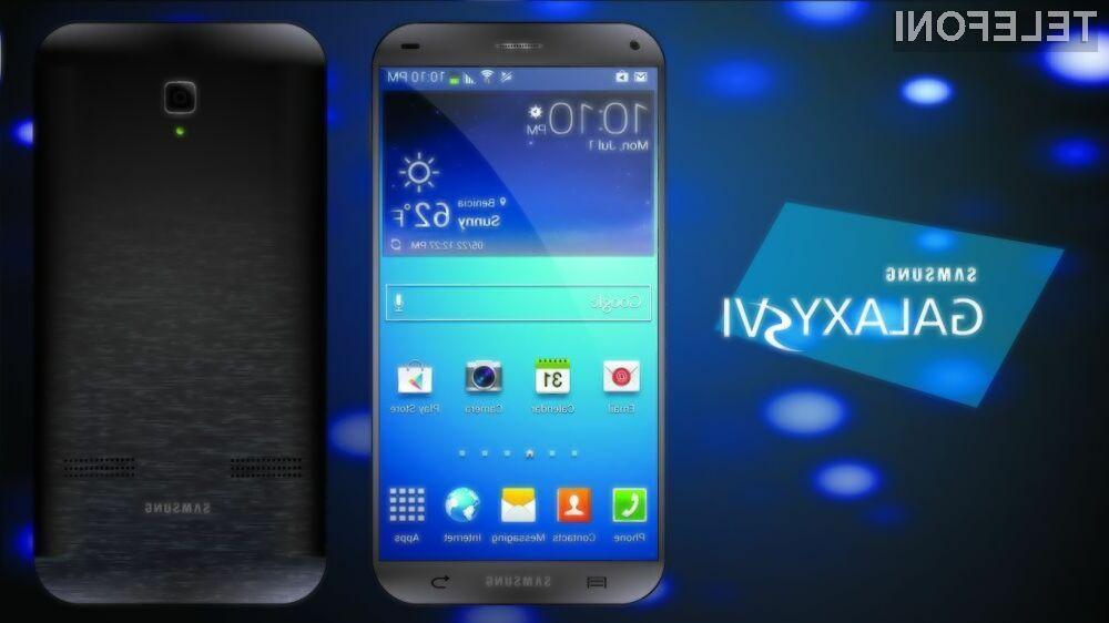 Samsung Galaxy S5 bo že marca dobil dostojnega naslednika!