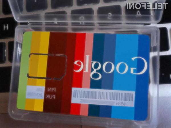 Podjetje Google naj bi prav kmalu pričelo ponujati storitve mobilne telefonije!