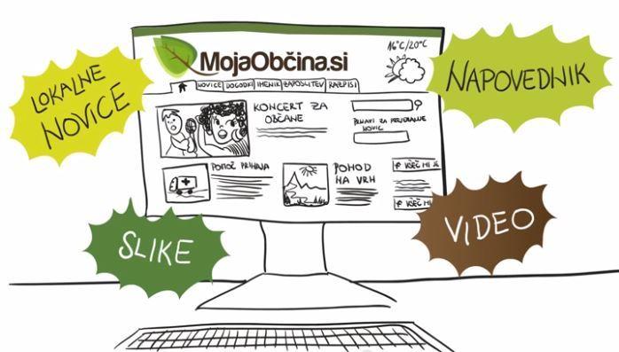 MojaObčina.si je lokalni vir za novice, dogodke, zanimivosti, razprave in ostale lokalne informacije iz tvoje občine.