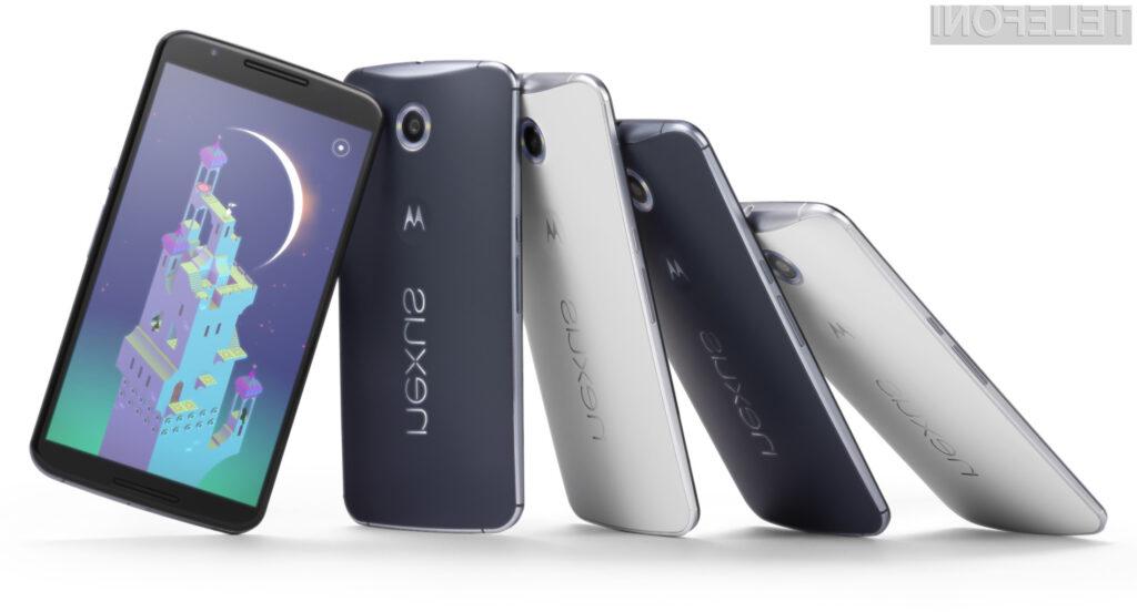 Prodaja mobilnikov Google Nexus 6 je presegla tudi najbolj optimistične napovedi.