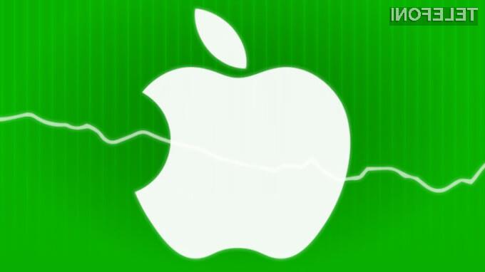 Apple vsako uro zasluži kar preračunanih 7,3 milijonov evrov!