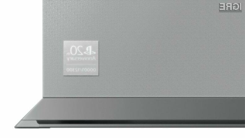 Igričar je za prvi primerek igralne konzole 20th Anniversary PlayStation 4 odštel kar 115 tisoč evrov.