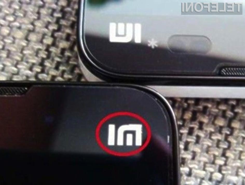 Ponarejeni pametni mobilni telefoni in tablični računalniki Xiaomi gredo v prodajo kot za stavo!