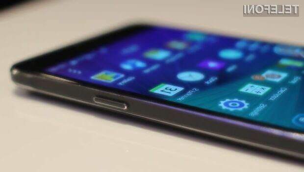 Novi Samsung Galaxy Note 4 bo dobil novi procesor in podporo za hitro mobilno omrežje LTE-Advanced.
