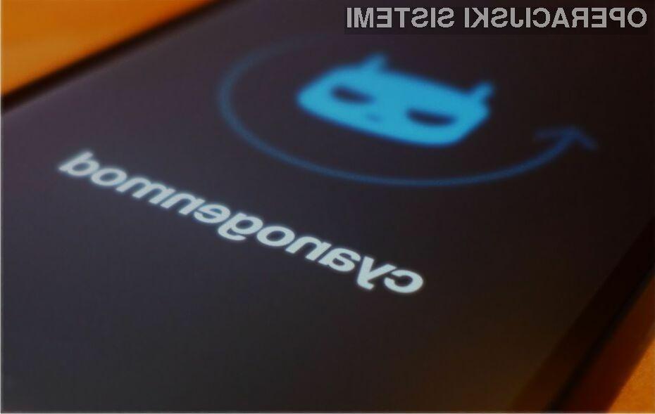 Operacijski sistem CyanogenMod znatno izboljša odzivnost in uporabnost mobilnih naprav Android!
