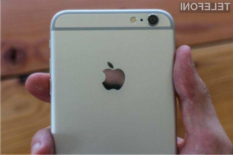 Apple v teh mesecih prodal kar 73 milijonov mobilnikov iPhone?