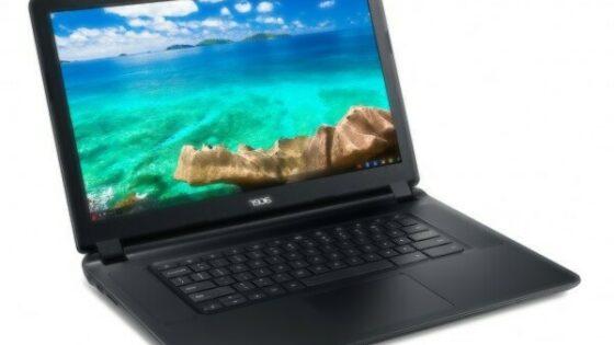 Nova prenosnika Acer Chromebook se ponašata z izjemno trpežnostjo.
