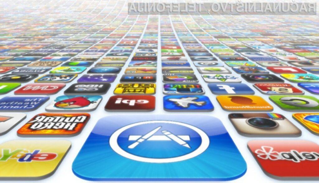 Zaradi politike Evropske unije so se Applove aplikacije v letu 2015 občutno podražile.