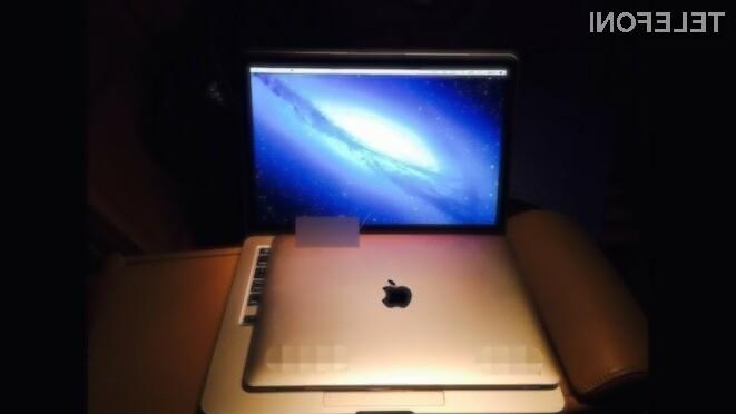 Ekskluzivne fotografije novega 12-palčnega prenosnika MacBook Air!