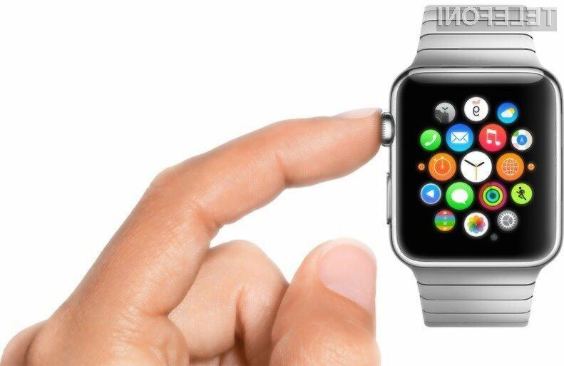 Pametno ročno uro Apple Watch bomo morali ob nekoliko pogostejši uporabi polniti tudi večkrat dnevno!