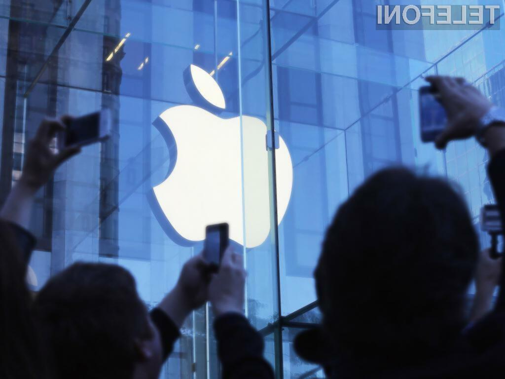 Apple uničil konkurenco