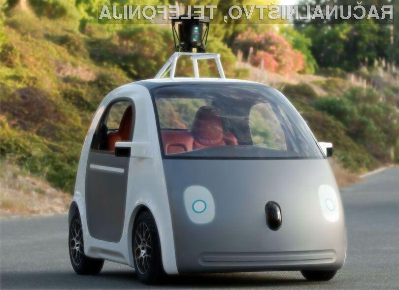 Pri podjetju Google računajo na to, da bodo končni kupci lahko njegov samovozeči avtomobil kupili že leta 2020.