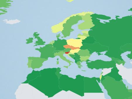 Na pohodu po Sloveniji nov trojanec