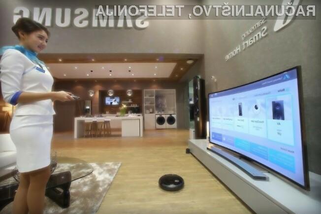 Samsung bo pri pametnih televizorjih Andorid nadomestil s Tizenom!