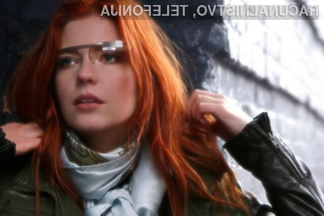 Googlova očala kmalu na voljo za širše množice?