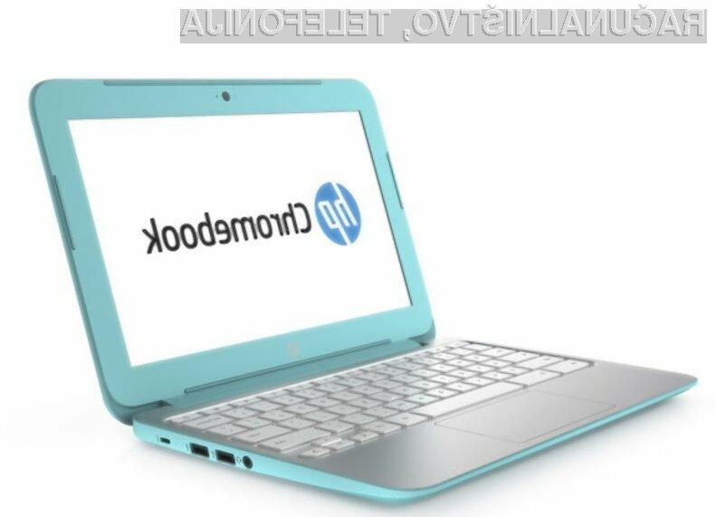 Chromebooki brez težav nadvladali prenosnike Windows!