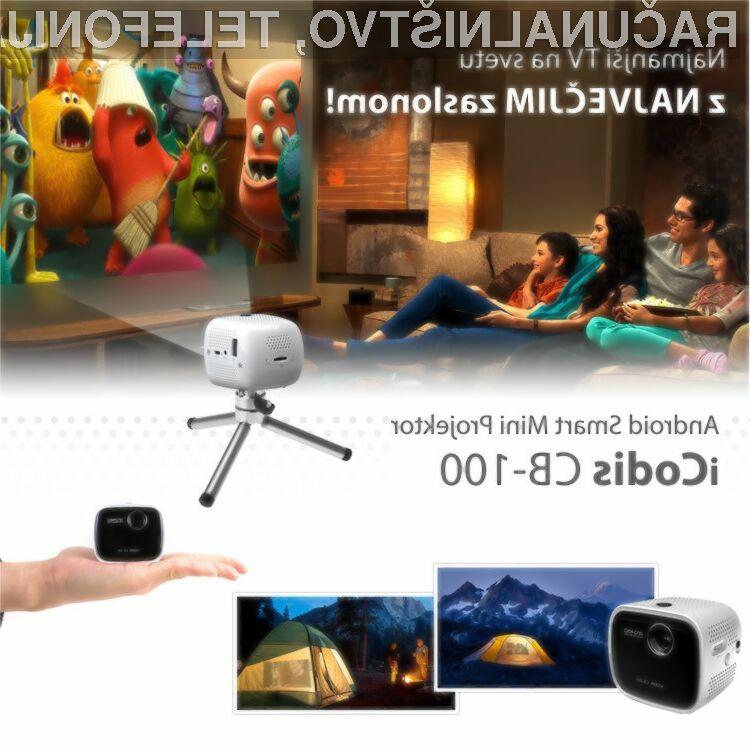 Pametni projektor iCodis CB-100 mini Android