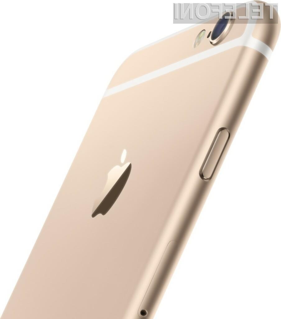 Apple z iPhone 6 Plus podira rekorde