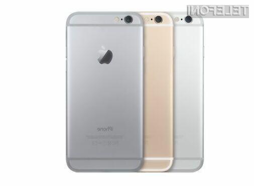 Pri pametnih mobilnih telefonih je razpoložljivega prostora za shranjevanje podatkov pogosto precej manj od deklariranega.