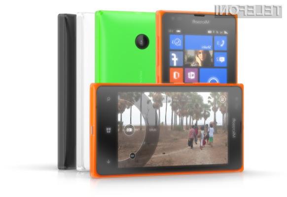 Microsoft Lumia 532.
