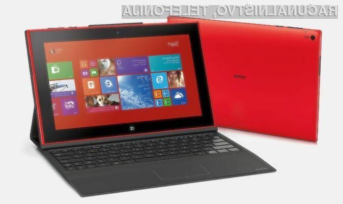 Prodaja operacijskega sistema Windows se je v primerjavi z zadnjim četrtletjem leta 2013 zmanjšala celo za 13 odstotkov.