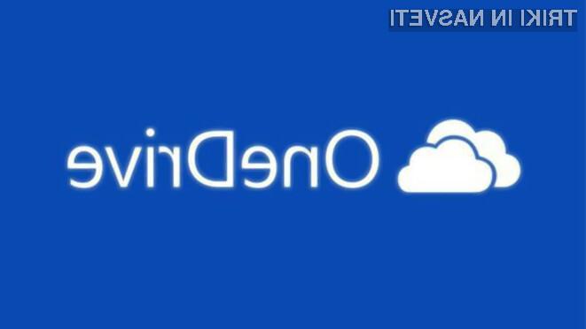 Poslovni OneDrive je odslej mogoče uporabljati tudi na Applovih napravah.