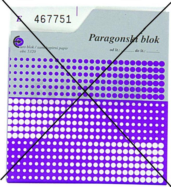 Z 31.1.2015 prihaja vezana knjiga računov