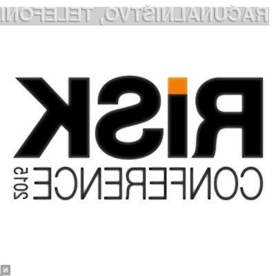 Vabilo na RISK 2015, mednarodno konferenco o informacijski varnosti in novih IT trendih