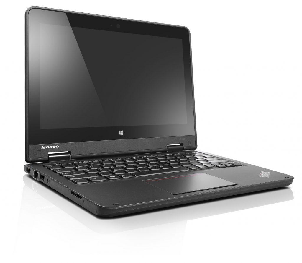 Lenovo ThinkPad 11e je namenjen dijakom in študentom