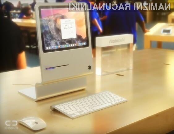 Prenovljeni Macintosh iz leta 1984 izgleda naravnost fantastično!