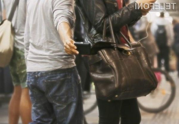 Zaradi uporabe »stikala smrti« so pametni mobilni telefoni postali precej manj zanimivi za ulični kriminal.