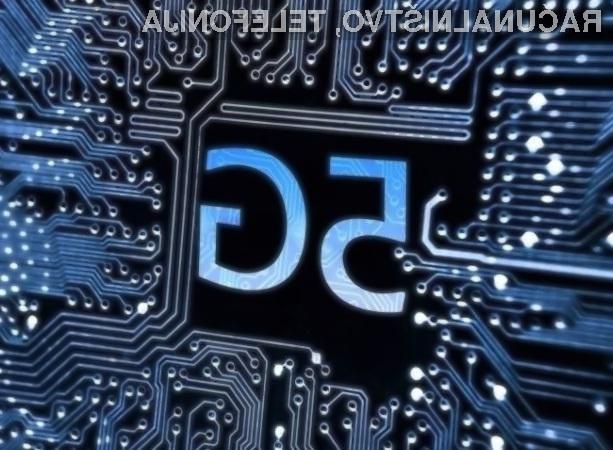 Hitro mobilno omrežje 5G naj bi bilo za množično uporabo nared šele leta 2018.