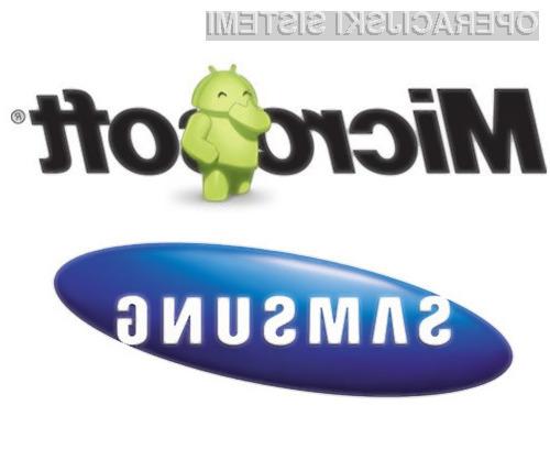 Podjetji Samsung in Microsoft sta zgladili vse spore glede uporabe Androida.