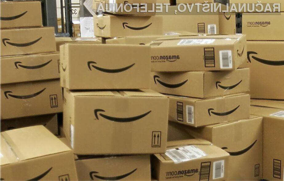 Amazon je Hrvaško ponovno uvrstil med države s katerimi posluje.