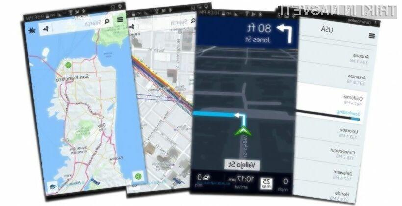Nokijini zemljevidi HERE so odslej na voljo vsem uporabnikom mobilnih naprav Android.