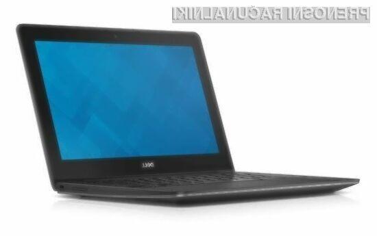 Dell Chromebook 11 bo kot nalašč za zahtevne uporabnike Googlovih storitev.