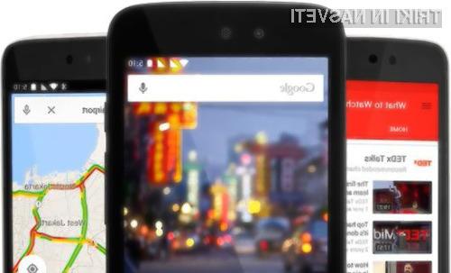 Mobilne naprave Nexus bodo kot prve deležne nadgradnje Android 5.1 Lollipop.