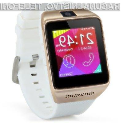 Pametna ura ali zapestni telefon?