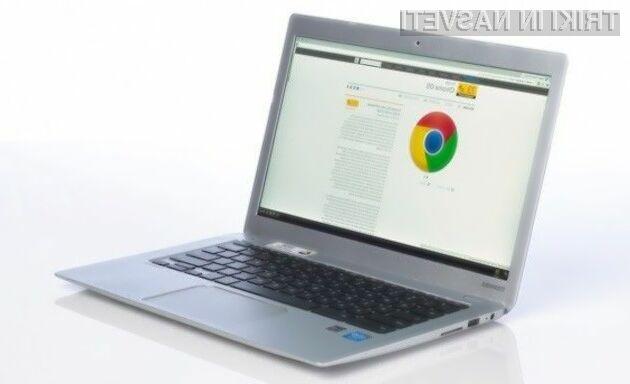 Prenosniki Chromebook so pridobili možnost zaklepanja naprave na daljavo.