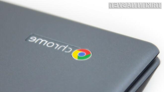 Funkcija Google Smart Lock za Chromebook omogoča samodejno odklepanje prenosnika Chromebook, ko je mobilnik Android v neposredni bližini.