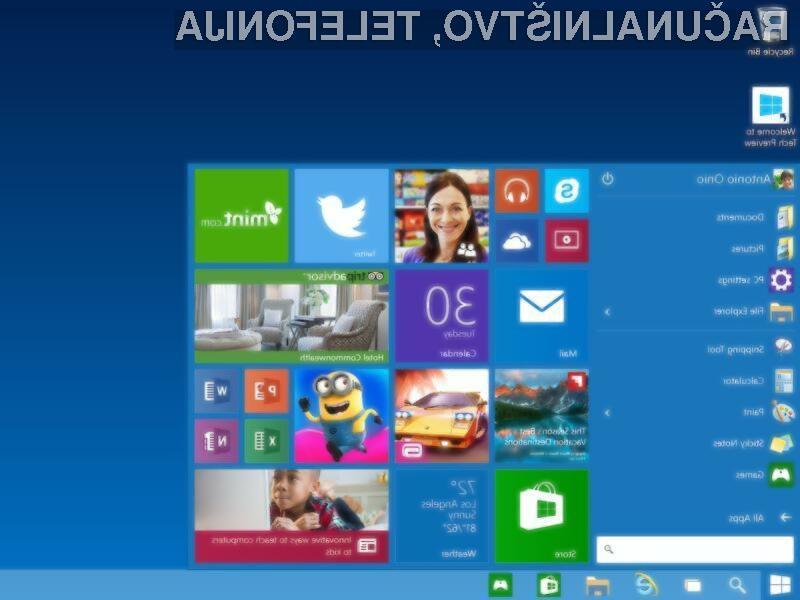 Dostopna gesla bodo za uporabnike operacijskega sistema Windows 10 stvar preteklosti!