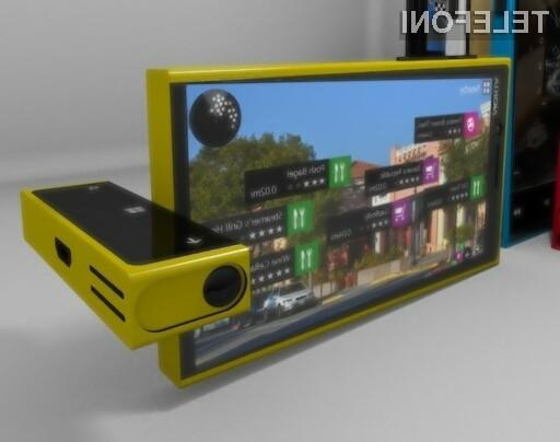Nokia Lumia 1 bi se zagotovo prikupila ljubiteljem digitalne fotografije.