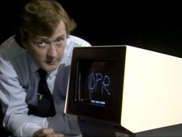 Kako je videti zaslon na dotik iz daljnega leta 1982?