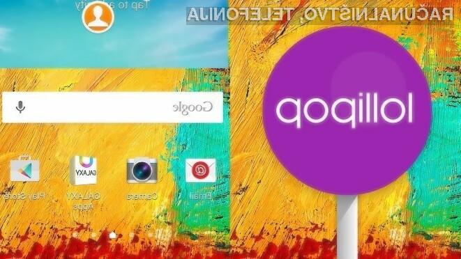 Google bo šifriranje v novem Androidu aktiviral šele, ko bodo na voljo dovolj zmogljive mobilne naprave Android.