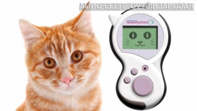 Japonci nikakor ne morejo prehvaliti prevajalnika mačjih govoric Meowlingual.