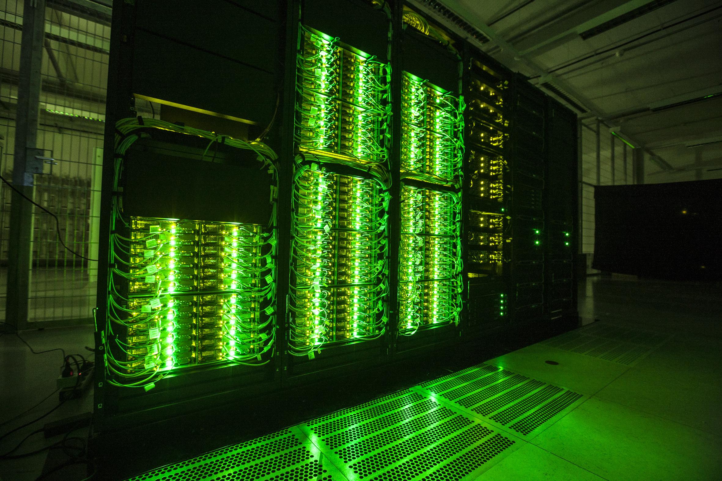 Lenovo HPC center