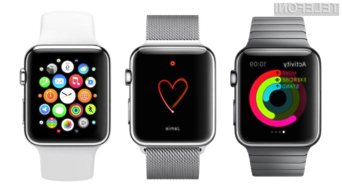 Apple Watch že osvaja nagrade