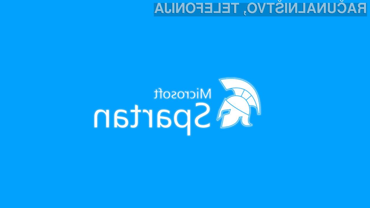 Prihajajoči spletni iskalnik Microsoft Spartan nedvomno obeta veliko!