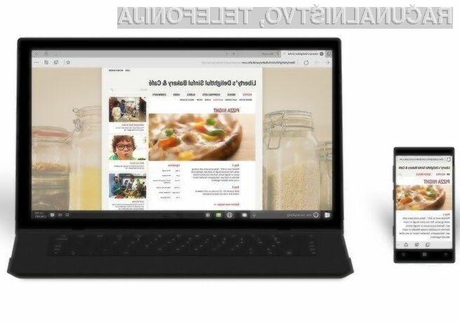 Prihajajoči spletni iskalnik Microsoft Spartan vsaj zaenkrat obeta veliko!